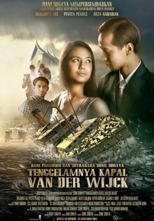 Film Tenggelamnya Kapal Van Der Wijck 2013 di Bioskop