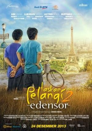 Film Laskar Pelangi 2: Edensor 2013 di Bioskop