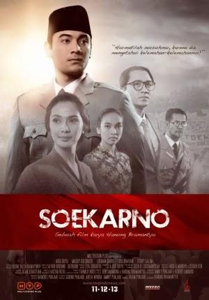Film SOEKARNO Indonesia Merdeka 2013 di Bioskop